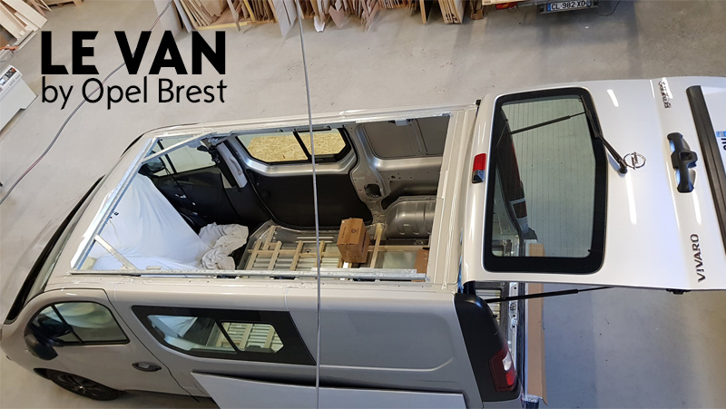 THE VAN by Opel Brest